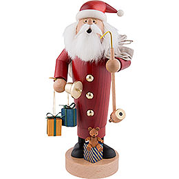 Smoker - Santa Claus - 25 cm / 10 inch