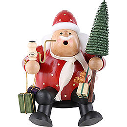 Smoker - Santa Claus - 26 cm / 10 inch