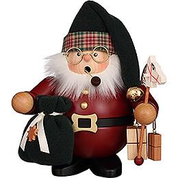 Smoker - Santa Claus Dark Red - 16,5 cm / 6.5 inch