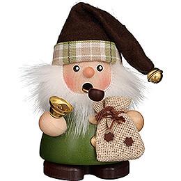 Smoker - Santa Claus Green - 10,5 cm / 4.1 inch