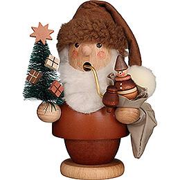 Smoker - Santa Claus Natural - 13 cm / 5 inch