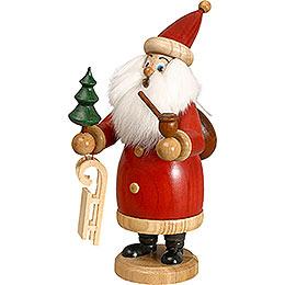 Smoker - Santa Claus Red - 20 cm / 8 inch
