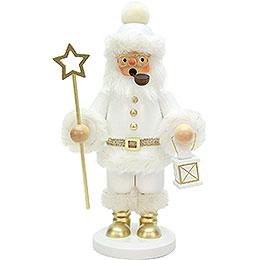Smoker - Santa Claus White - 26 cm / 10 inch