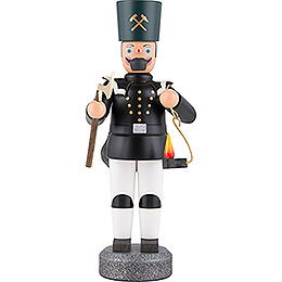 Smoker -Saxon Miner in Dress Uniform - 22 cm / 8.7 inch