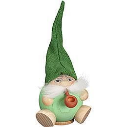 Smoker - Scented Dwarf Mint - Ball Figure - 19 cm / 7.5 inch