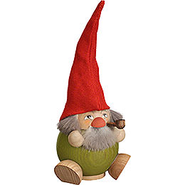 Smoker - Scented Dwarf Thyme - Ball Figure - 19 cm / 7.5 inch