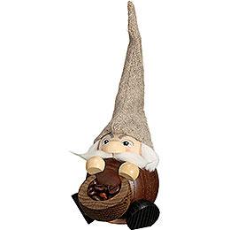 Smoker - Scented Dwarfs Coffee - Ball Figure - 19 cm / 3.5 inch