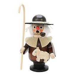 Smoker - Shepherd - Natural - 10 cm / 4 inch