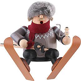 Smoker - Skier - 17 cm / 7 inch