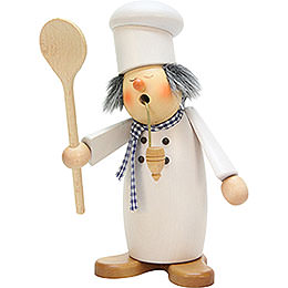 Smoker - Sleepy Head Chef - 21,5 cm / 8.5 inch
