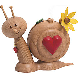 Smoker - Snail Sunny Heart Snail - 16 cm / 6.3 inch