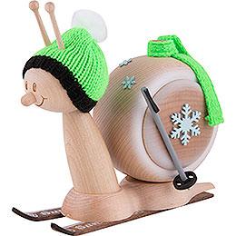 Smoker - Snail Sunny Ski Snail - 16 cm / 6.3 inch
