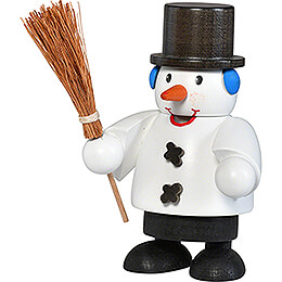 Smoker - Snowman - 10 cm / 3.9 inch