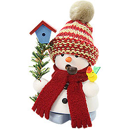 Smoker - Snowman - 11,5 cm / 5 inch
