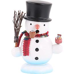 Smoker - Snowman - 15 cm / 6 inch