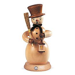 Smoker - Snowman - 23 cm / 9 inch