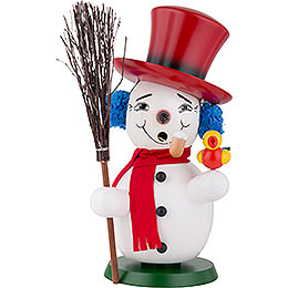 Smoker - Snowman - 50,0 cm / 20 inch