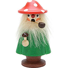 Smoker - Toadstool - 9 cm / 3.5 inch