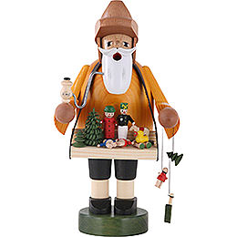 Smoker - Toy Salesman - 18 cm / 7 inch