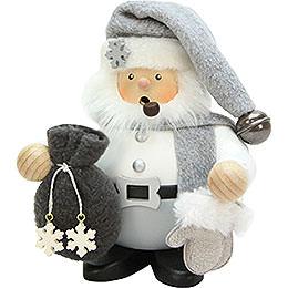 Smoker - Weihnachtsmann Grey - 15 cm / 6 inch