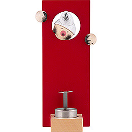 Smoker - Wight FUMO - Red - 16 cm / 6.3 inch