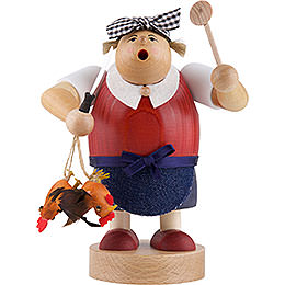 Smoker - Witwe Bolte - 20 cm / 8 inch