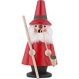 Smoker - Woodman Red - 10,5 cm / 4 inch