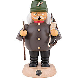 Smoker - Woodworker - Grey - 18 cm / 7 inch