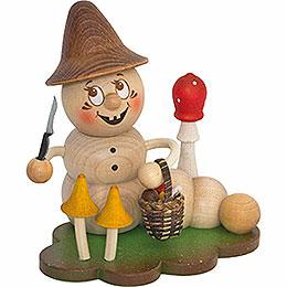 Smoker - Worm Mushroom Rudi - 14 cm / 5.5 inch