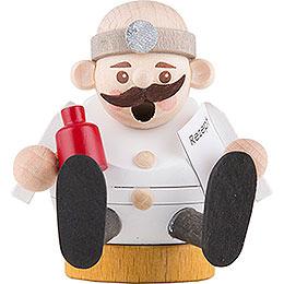 Smoker mini - Doctor - 7 cm / 2.8 inch