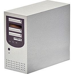 Smoking Computer - 8,5 cm / 3 inch