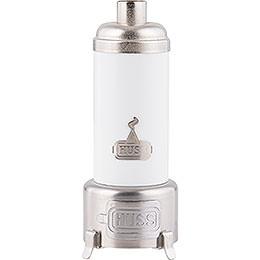 Smoking Stove - Bathing Furnace White - 14 cm / 5.5 inch