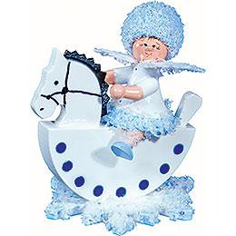 Snowflake Cavalier - 5 cm / 2 inch