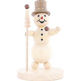 Snowman Musician Chime - 12 cm / 4.7 inch
