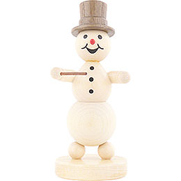 Snowman Musician Conductor - 12 cm / 4.7 inch