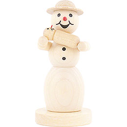 Snowwoman with Baby - 11 cm / 4.3 inch