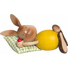 Snubby Bunny Sleepy Head - 12 cm / 4.7 inch