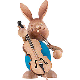 Snubby Bunny with Bass - 12 cm / 4.7 inch
