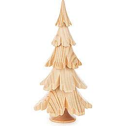 Solid Wood Tree - Natural - 12,5 cm / 4.9 inch