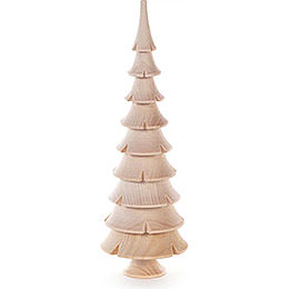 Solid Wood Tree - Natural - 17,5 cm / 6.9 inch