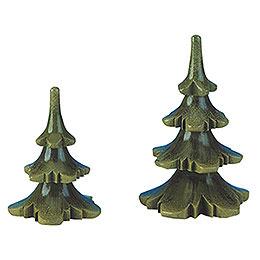 Sommerbaum 2er-Set - 6 & 8 cm