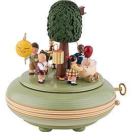 Spieldose Spieldose Lampionfest - 18 cm