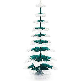 Spruce - Green-White - 13,5 cm / 5.3 inch