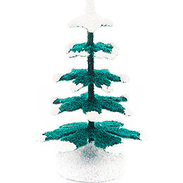 Spruce - Green-White - 6,5 cm / 2.6 inch