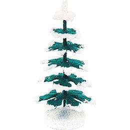 Spruce - Green-White - 8 cm / 3.1 inch