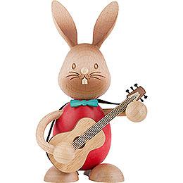 Stupsi Hase mit Gitarre - 12 cm
