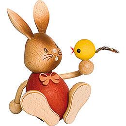 Stupsi Hase mit Küken - 12 cm