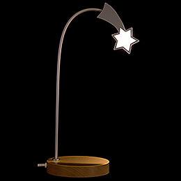 Szenenlicht Stern STELLA - natur - KAVEX-Krippe - 32 cm
