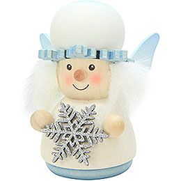 Teeter Figurine Snowflake - 7,7 cm / 3 inch