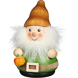 Teeter Man Dwarf with Apple - 8 cm / 3.1 inch